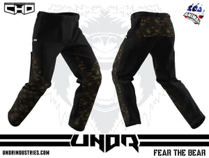 UNDR RECON PANTS - REVERSE WOODLAND