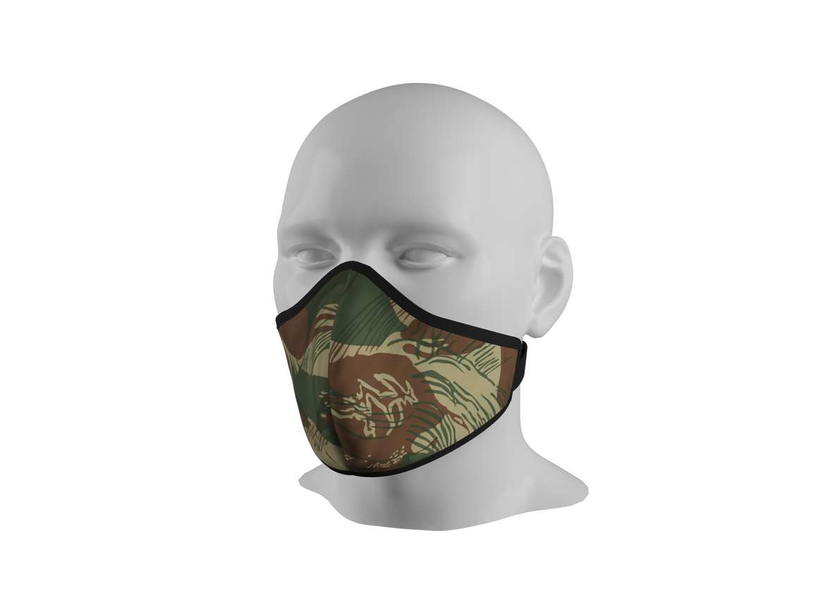 Anti-Dust Face Mask - Rhodesian