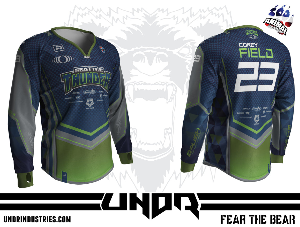 2019 Seattle Thunder NXL Chicago Away