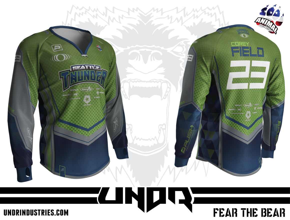 2019 Seattle Thunder NXL Chicago Home