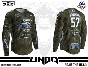 2018 Seattle Thunder NXL Atlantic City Home Jersey