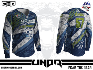 2018 Seattle Thunder NXL Chicago Away Jersey