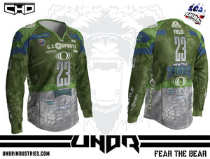 2018 Seattle Thunder NXL World Cup Home Jersey