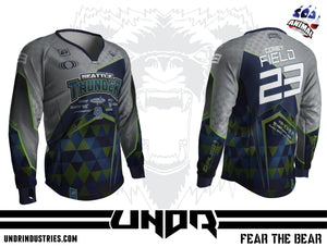 2019 Seattle Thunder NXL Philly ALT Jersey