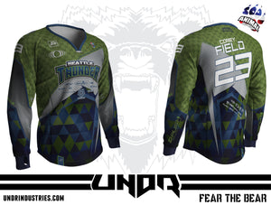 2019 Seattle Thunder NXL Philly Home Jersey