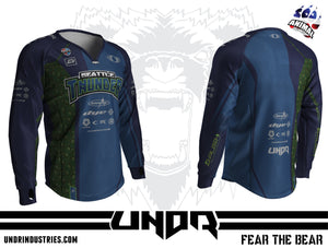 2020 Seattle Thunder NXL Vegas Away Jersey