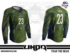 2019 Seattle Thunder NXL World Cup Home Jersey
