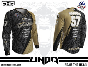 2019 SEATTLE UPRISING NXL PHILLY AWAY JERSEY