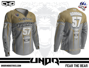 2019 SEATTLE UPRISING NXL VEGAS HOME JERSEY