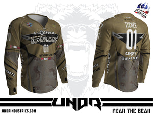 2019 SEATTLE UPRISING NXL WORLD CUP HOME JERSEY