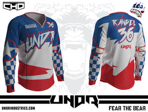 Sky Raiders Semi Custom Jersey