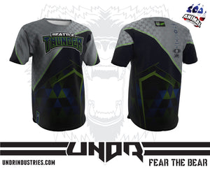 Seattle Thunder 2019 NXL Philly Tech Shirt