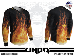 True Flame Semi Custom Jersey
