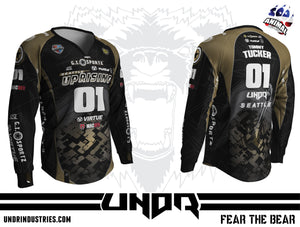 2019 SEATTLE UPRISING NXL CHICAGO AWAY JERSEY