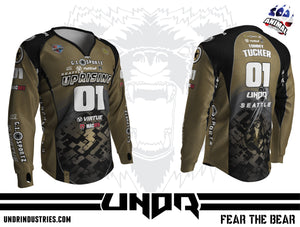 2019 SEATTLE UPRISING NXL CHICAGO HOME JERSEY