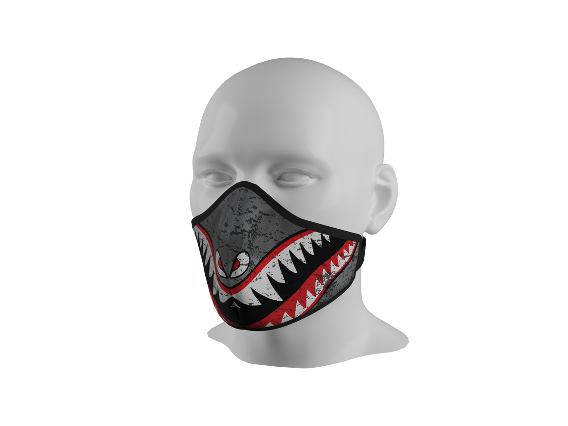 Anti-Dust Face Mask - Warfighter.