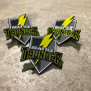 Seattle Thunder Trading Pin