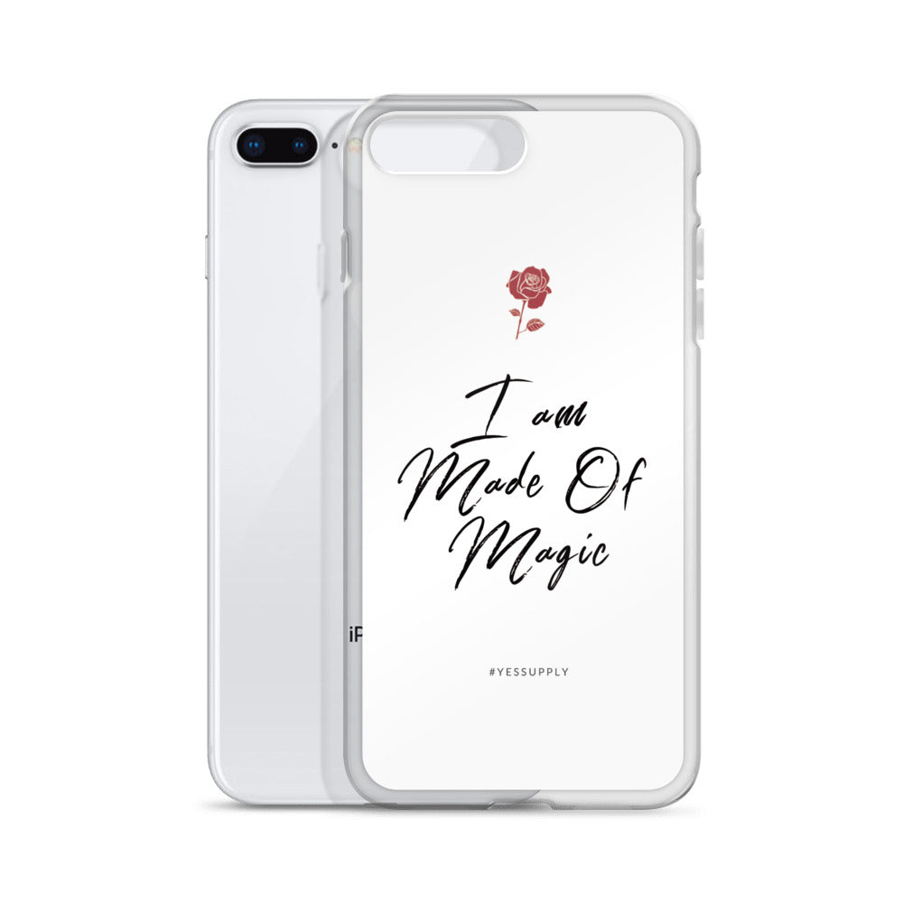 Made Of Magic iPhone Case