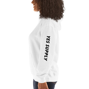 YES Supply Sleeve Hoodie