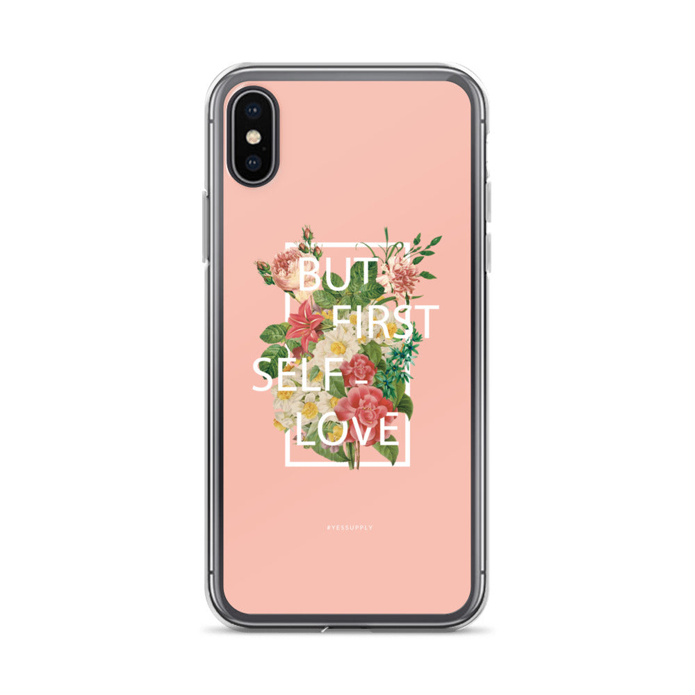 Self Love iPhone Case
