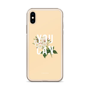 You Can iPhone Case