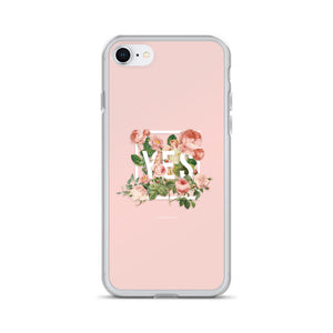 YES Floral iPhone Case