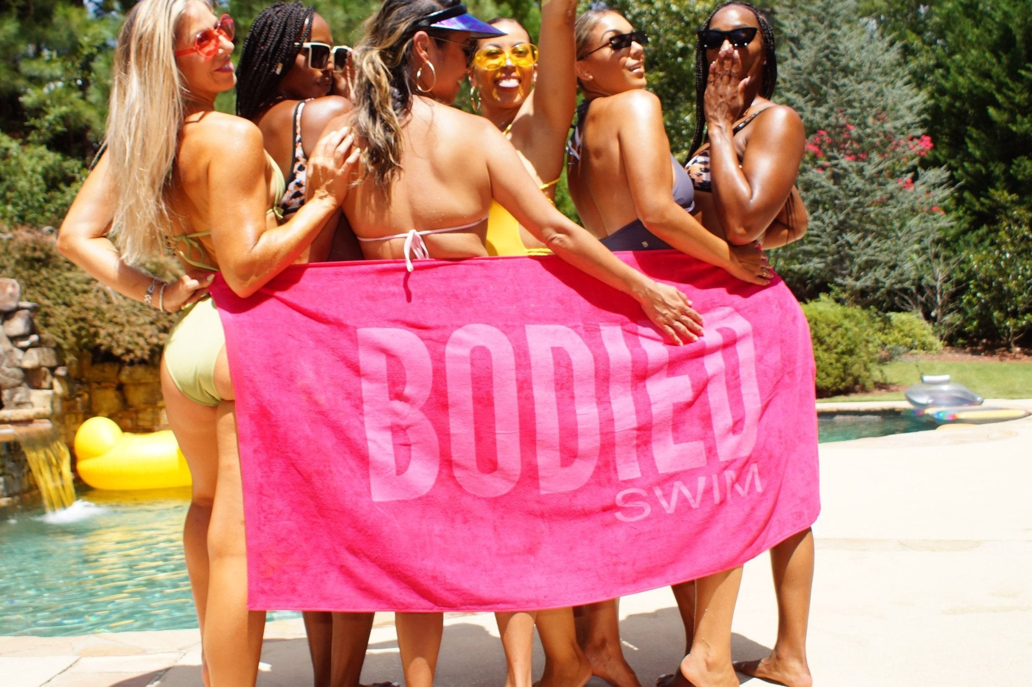 BODIED SWIM TOWEL