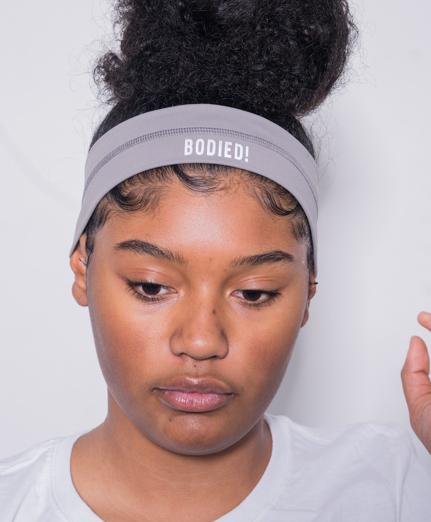 Bodied headbands