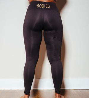 Laser High Waist Leggings