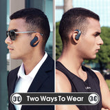 T1 Touch Control TWS Earbuds Headphones