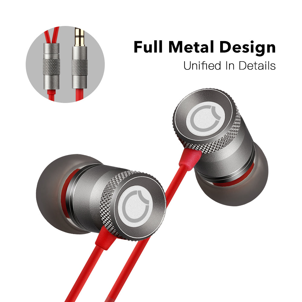 Nightingale Full Metal Headphone
