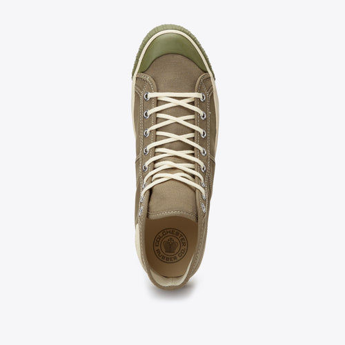 1892 National Treasure High Top - Olive
