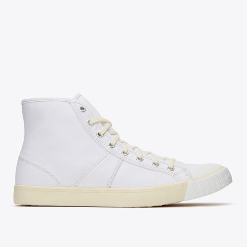1892 National Treasure High Top - Line White