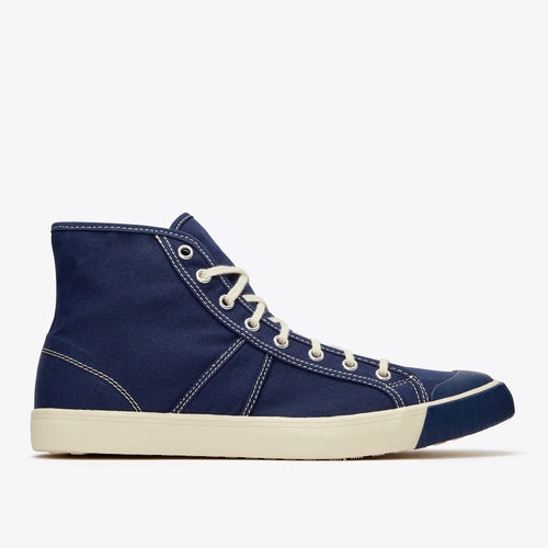 1892 National Treasure High Top - Navy