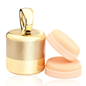 Electric Vibrating Facial Make Up Blender Puff Base Foundation BB Cream Powder Massag Puff Sponge