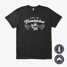 Load image into Gallery viewer, Save The Bumblebee | Unisex T-Shirt