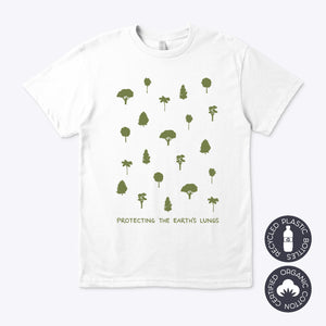 Protecting The Earth's Lungs | Unisex T-Shirt