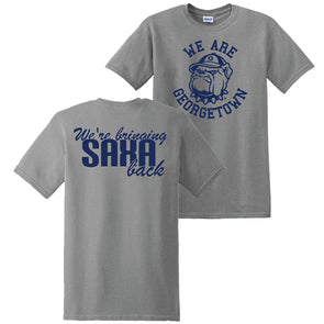 2018-2019 We Are Georgetown T-Shirt