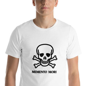 Memento mori - Remember, that you die | T-Shirt | Verbis Latinis