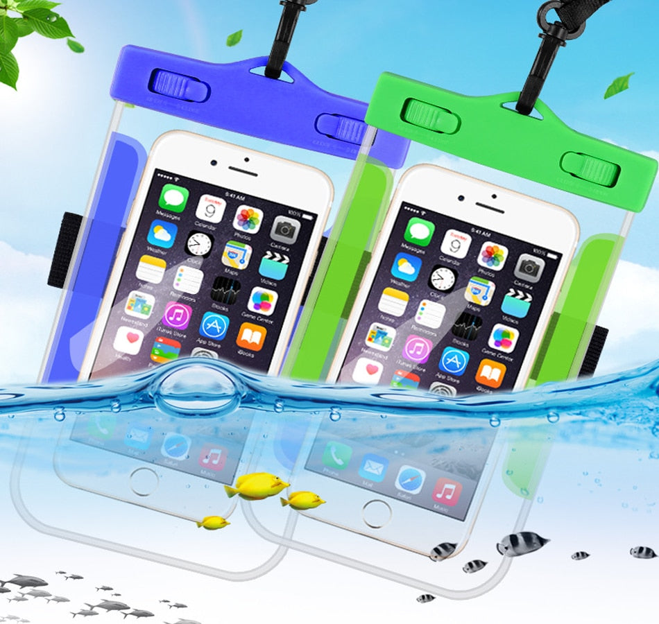 Luka Waterproof Phone Case