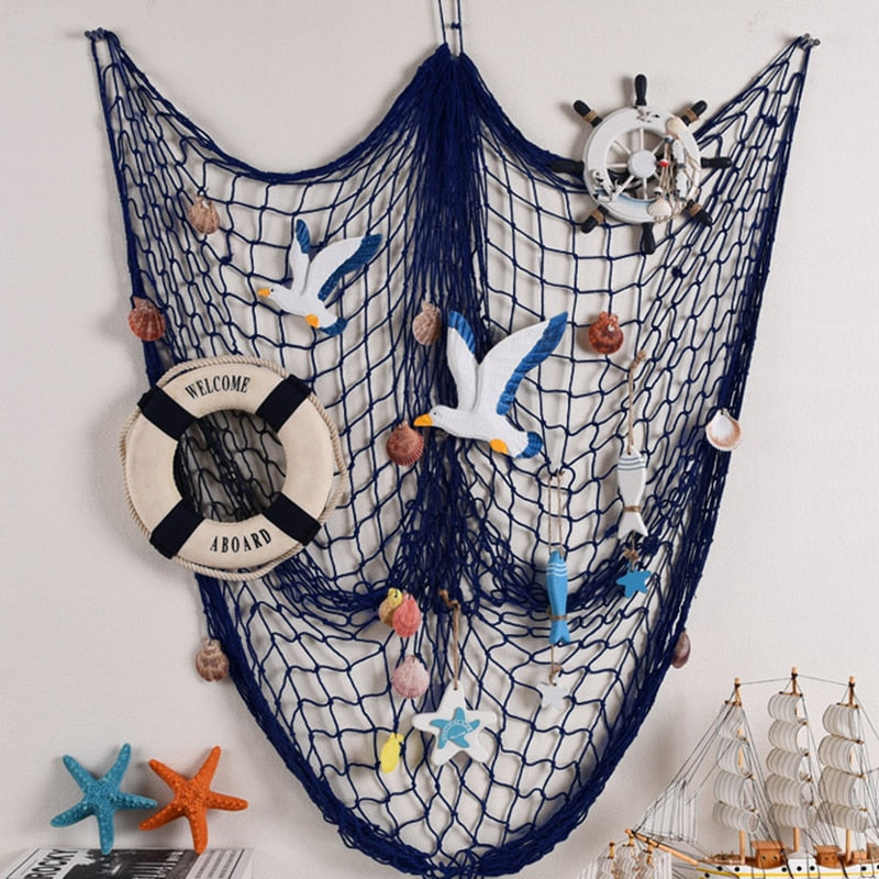 Tropical Decorative Fish Net
