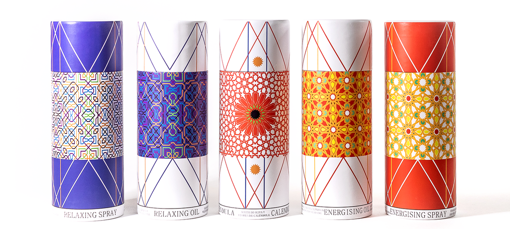 ANDALUZ Skincare - New Packaging Design