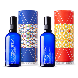 ANDALUZ Skincare facial sprays relaxtion, sleep and rejunvenation