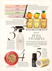 andaluz skincare april elle magazine lemon essential oil aceite esencial limon