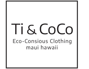 ECO conscious, eco conscious clothing, sustainable, sustainable clothing, sustainable lifestyle, conscious clothing, eco, organic, organic cotton, island style, Hawaii fashion, Maui brand, Hawaii brand, fashion, island chic, fashionista, aloha, aloha gift