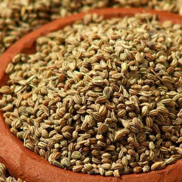 Ajwain seeds - Carom Seeds - 100g Nirvapate Agro Private Limited