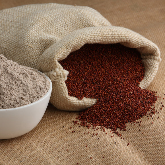 Finger Millet - Whole Ragi - 1 Kg Nirvapate Agro PVT LTD