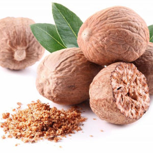 Nutmeg - 100g - Opened Seed - Indian Spicy
