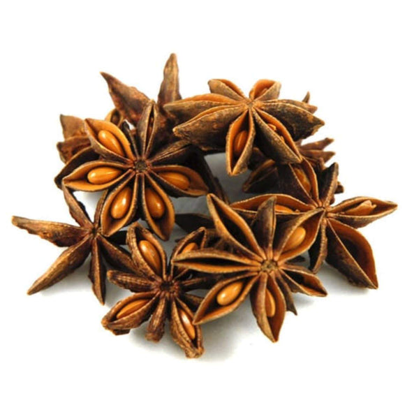 Star Anise - Chakri Phool -50g - Indian Spicy