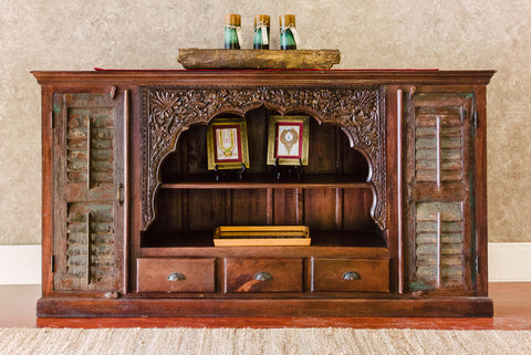 Handmade Rustic Furniture from India